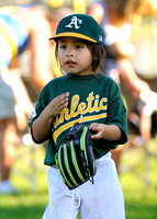 T-BALL ATHLETICS