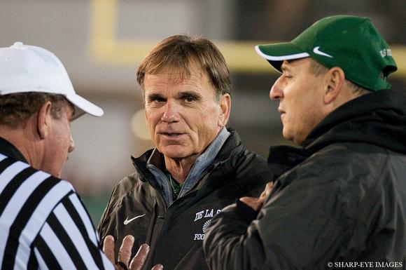 Bob Ladouceur coached the De La Salle Spartans for 34 years