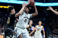 OPEN DIVISION BOYS CIF STATE BASKETBALL FINAL BISHOP MONTGOMERY VS. WOODCREEK 3/25/17