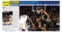 Bishop Montgomery Boys Basketball Feature 1