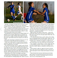 Davis Girls Soccer Feature 2